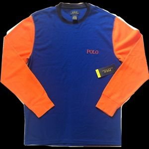 Polo Ralph Lauren soft waffle thermal mens
